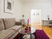 Stylish 3-room apartment for rent in an elite house Vasilievsky Island Saint-Petersburg