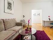 Аренда стильной 3-комнатной квартиры в элитном доме Васильевский остров СПБ