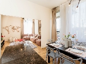 Аренда стильной 4-комнатной квартиры в элитном ЖК Барочная ул. 12 Санкт-Петербург