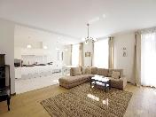 """Appartement de 2-pièces de luxe à louer CR de prestige """"Paradny Kvartal"""" St-Pétersbourg"""