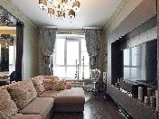 """Appartement de 3-pièces de luxe à louer CR moderne """"Baltic Pearl"""" St-Pétersbourg"""