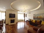 Аренда дизайнерской 4-комнатной квартиры современный ЖК Робеспьера наб. 4 СПБ