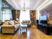 "Author's design 3-room apartment for sale RC ""New History"" Vasilievsky Island St-Petersburg"