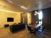 Author's design 4-room apartment for rent in Strelna Saint-Petersburg