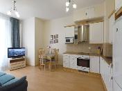 Stylish 2-room apartment for rent in an elite house 58, Kazanskaya Street St-Petersburg