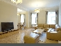 Nice view 6-room apartment for rent tat 101, Fontanka river embankment Saint-Petersburg