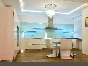 Water view stylish 3-room apartment rental 4, Voskresenskaya emb. Saint-Petersburg