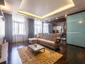Appartement de 2-pièces de luxe à louer 41, Bolshoy Pr. P. S. Saint-Pétersbourg