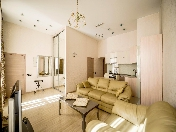 Stylish 2-room apartment for rent at 51, Sadovaya Street Saint-Petersburg