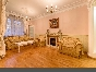 Author's design 4-room apartment for rent at 56, Kamennoostrovsky pr. St-Petersburg