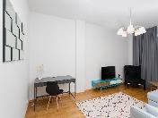 Аренда стильной  2-комнатной квартиры в элитном доме ул. Графтио д. 5 С-Петербург