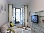 Аренда стильной 2-комнатной квартиры пр. Чернышевкого д. 4 Санкт-Петербург