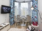 Аренда стильной 2-комнатной квартиры в элитном доме пр. Чернышевского д. 4 СПБ