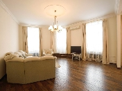 Classical design 1-room apartment for rent 19, Krukov Channel Emb. St-Petersburg