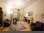 Modern design 4-room apartment for rent at 6, Italianskaya Street Saint-Petersburg