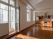 Stylish 4-room apartment for rent at 7, Kemskaya Street Krestovsky Island St-Petersburg
