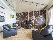 Аренда дизайнерской 3-комнатной квартиры в элитном ЖК Шпалерная ул. 60 СПБ