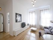 Аренда стильной 2-комнатной квартиры на Бол. Конюшенной ул. 1 центр С-Петербурга