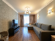 Author's design 3-room apartment for rent at 108, Obvodny Ch. Emb. St-Petersburg