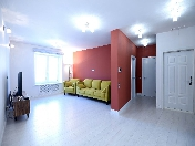 Brand new author's desiign 3-room apartment for rent 3, Krasyutskogo Str. Saint-Petersburg