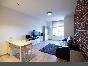 "Author's design studio apartment for rent RC ""Vremena Goda"" 73, Mosckovsky Pr. St-Petersburg"