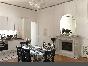 Author's design 4-room apartment rental at 44, Mokhovaya Street Saint-Petersburg
