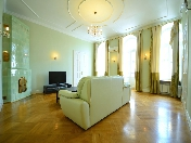 Panoramic view 5-room apartment rental at 1, Pochtamtskaya Street St-Petersburg