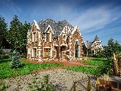 "Sale 5-room cottage ""Cornwall"" in the cottage village ""Lamberi"" Leningrad region"