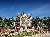 "Sale 6-room cottage ""Chelsea"" in the cottage village ""Lamberi"" Leningrad region"
