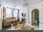 Author's design 3-room apartment for rent 31-33, Tavricheskaya Street Saint-Petersburg