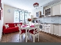 "Author's design 2-room apartment rental RC ""Tsarskaya Stolitsa"" Saint-Petersburg"