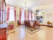 Аренда современной 3-комнатной квартиры ул. Рубинштейна д. 11 Санкт-Петербург