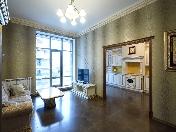 Аренда видовой 2-комнатной квартиры Вязовая ул. 10 Крестовский остров С-Петербург