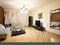 Author's design 3-room apartment rental 26, Fontanka River Embankment St-Petersburg