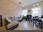 City view author's design 3-room apartment for rent 16, Marata Street Saint-Petersburg