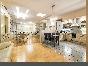 Author's design 4-room apartment for rent at 4, Rentgena Street Saint-Petersburg