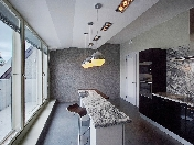 Аренда дизайнерской 5-комнатной квартиры с 2 террасами Бол. Конюшенная ул. 12 СПБ
