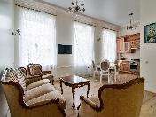 Аренда новой дизайнерской 5-комнатной квартиру ул. Рубинштейна д. 11 С-Петербург