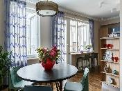 Аренда авторской 3-комнатной квартиры с балконом Аптекарский пр. 18 С-Петербург