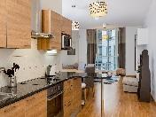 Аренда дизайнерской 3-комнатной квартиры с террасой Шпалерная ул. 60 СПБ
