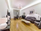 Аренда дизайнерской 3-комнатной квартиры элитный дом Воскресенская наб. 12 СПБ