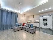 Аренда дизайнерской 2-комнатной квартиры элитный доме Волховской пер. 4 СПБ