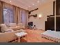 Аренда дизайнерской 3-комнатной квартиры с балконом Виленский пер. 15 С-Петербург