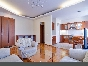 Stylish 3-room apartment with a balcony for rent 28, Karpovka River Emb. St-Petersburg