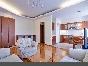 Аренда стильной 3-комнатной квартиры с балконом наб. реки Карповки д. 28 СПБ
