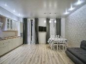 Аренда современной 3-комнатной квартиры с балконом ул. Мира д. 37 Санкт-Петербург