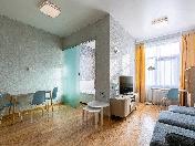 Аренда стильной квартиры-студии в элитном доме Каменноостровский пр. 64 СПБ