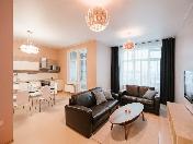 Аренда видовой дизайнерской 3-комнатной квартиры с 2 террасами Кирочная ул. 64 СПБ