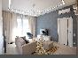 Author's design 2-room apartment for rent at 8, Vyazovaya Str. Krestovsky Island St-Petersburg