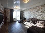 Аренда видовой стильной 3-комнатной квартиры ул. Кораблестроителей 30 С-Петербург